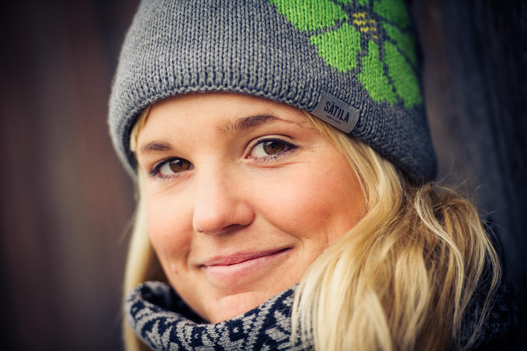 SÄTILA - Bilder till Sätila med skicrosslandslaget som modeller.