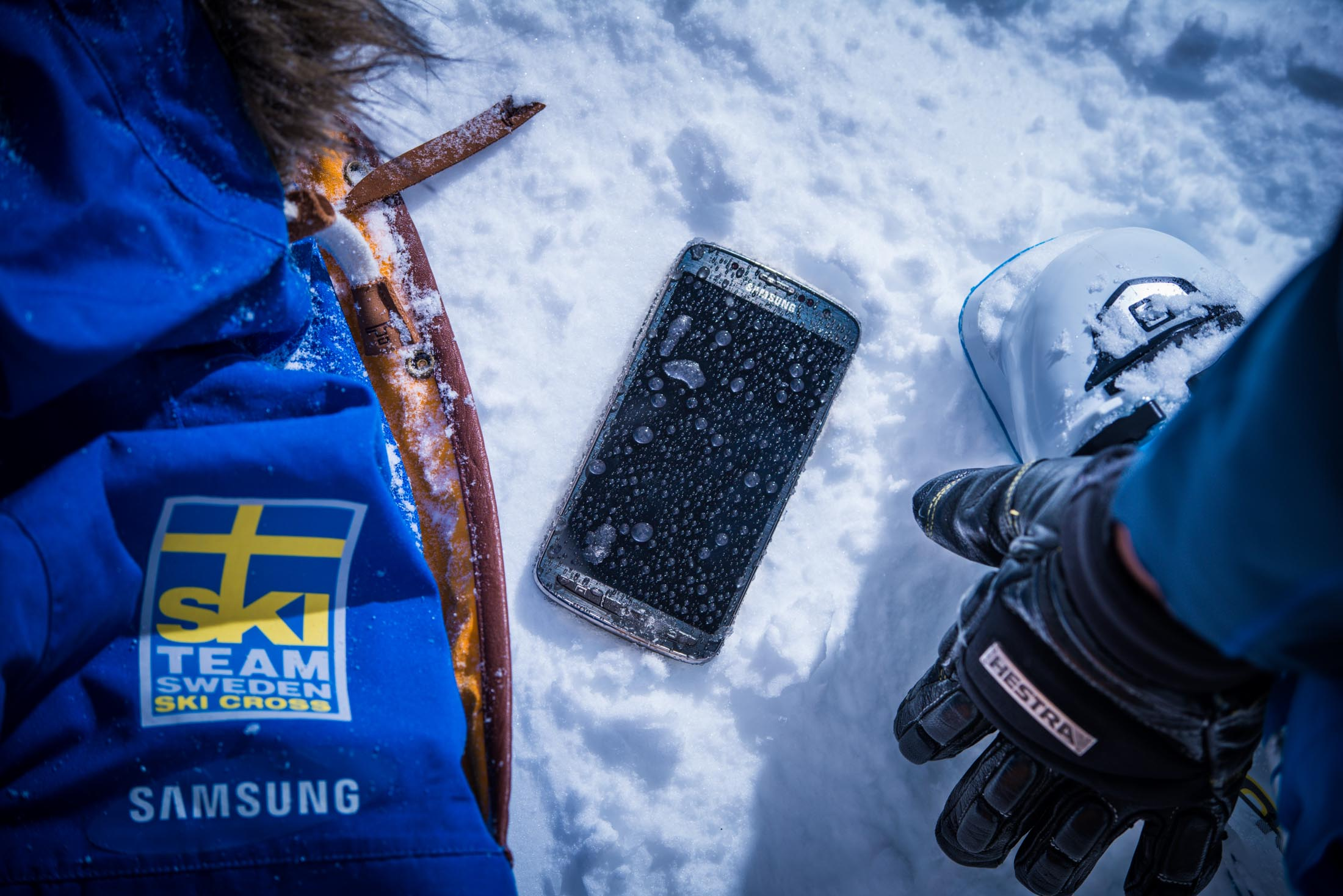 SKI TEAM SKICROSS SWEDEN - Officiella partnerbilder till skicrosslandslaget.