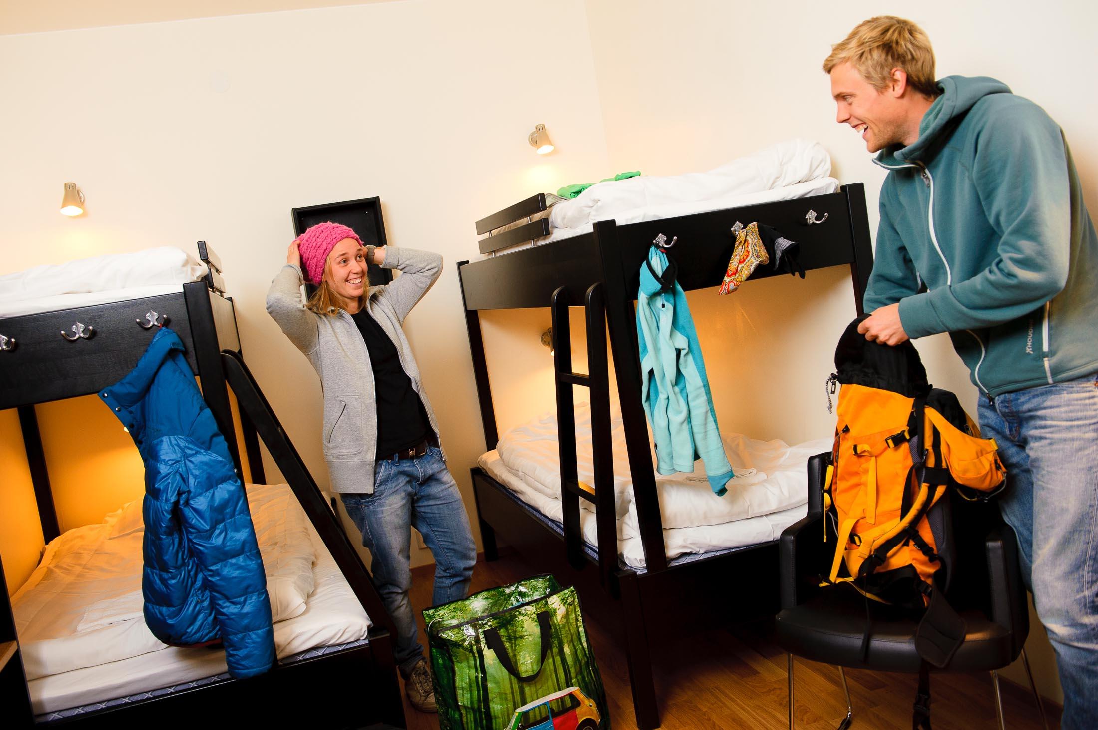 SVENSKA TURISTFÖRENINGEN - STF Hotell Åre Torg, bilder till hemsida och tryck.
